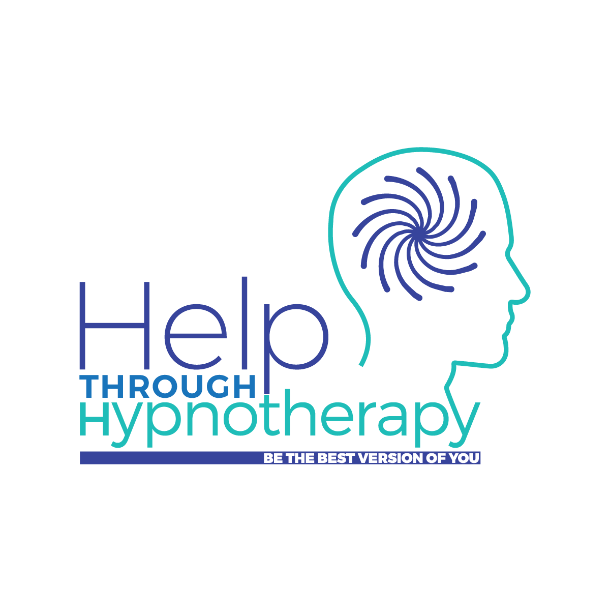 Help Through Hypnotherapy Branding Identity