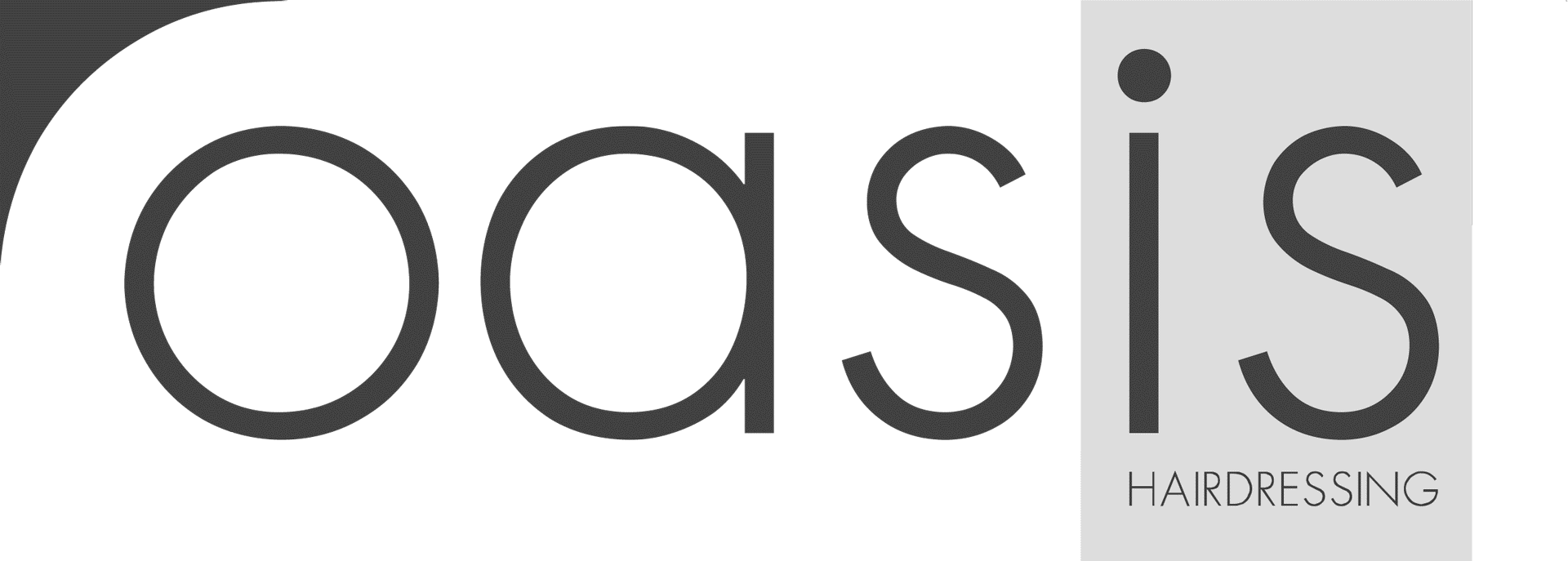 Oasis Hairdressing Branding